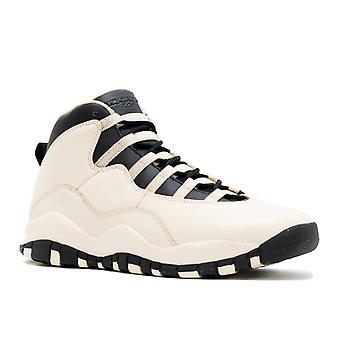 Air Jordan 10 Retro Prem Gg (Gs) 'Heiress' - 832645-207 - Shoes