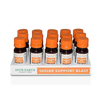 Ayurveda Herbal Shots - Pure,Natural - Superfood Whole Herb Blend