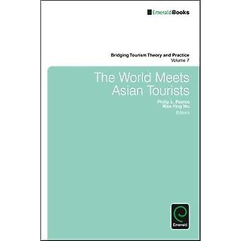 The World Meets Asian Tourists by Pearce & Philip L.
