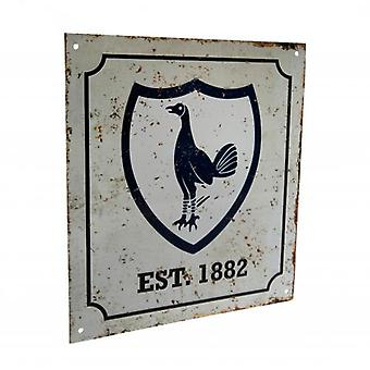 Tottenham Hotspur Retro Logo Zeichen