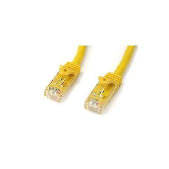 Startech 3M Yellow Snagless Utp Cat6 Patch Cable