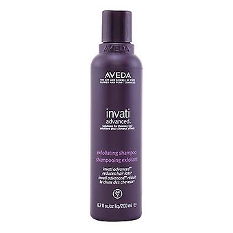 Exfolirating Shampoo Invati Aveda (200 ml)