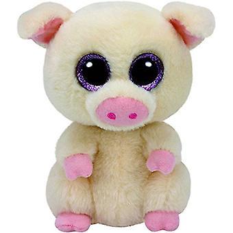 TY Beanie Boo Piggly het varken - 15cm