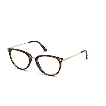 Tom Ford TF5640-B 052 Ciemne okulary Hawany