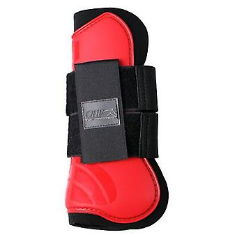 QHP Tendon Protector Bright Red