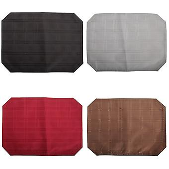 Hampton Jacquard Pattern Placemat/Table Mat