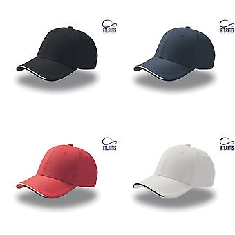 Atlantis Estoril Jacquard Weben 6-Panel-Cap