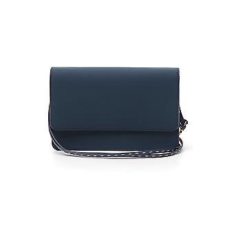 Jacquemus 194ba0319470390 Women's Blue Leather Shoulder Bag