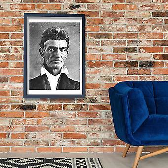 John Everett Millais - John Brown Poster impressão giclée