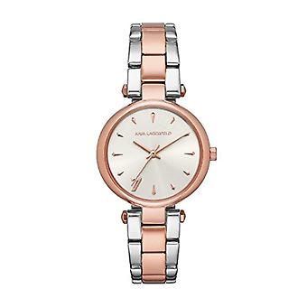 Karl Lagerfeld Analog quartz ladies Watch with stainless steel band KL5008