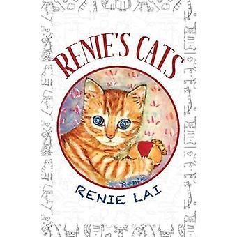 Renie's Cats by Renie Lai - 9781786296672 Book
