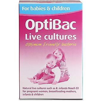 Optibac for Babies and Children Sachets 90
