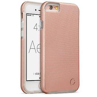 Cellairis Aero Grip Case for iPhone 6/6S - Rose Gold