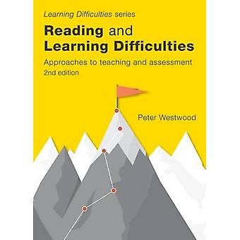 Reading and Learning Difficulties - Approaches to Teaching and Assessm