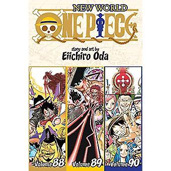 One Piece (Omnibus Edition) - Vol. 30 - Includes vols. 88 - 89 & 9