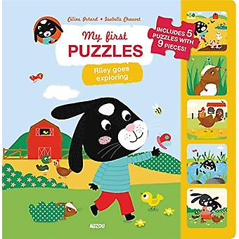 My First Puzzles - Riley Goes Exploring by Celine Potard - 97827338776