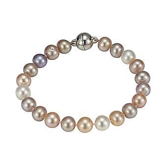 my Adriana pearl woman-bracelet woman 925 silver rodent color PREMIUM fresh water-fresh water 19 cm - PR7-62