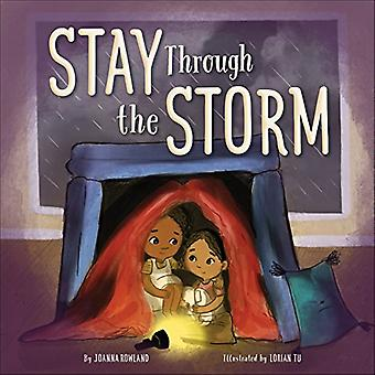 Stay Through the Storm by Joanna Rowland - 9781506450582 Book