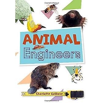Reading Planet KS2 - Animal Engineers - Level 1 - Stars/Lime band by C
