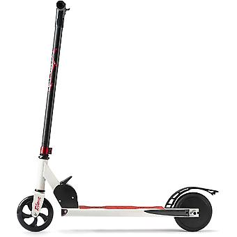 xootz evader 24v 2.5ah electric scooter black/red