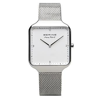 Bering Men's Watch Watch Max René Ultra Slim - 15836-004 Mesh Band