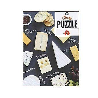 Jigsaw Puzzles Cheese Adults Party Fun Games, 250 Pieces