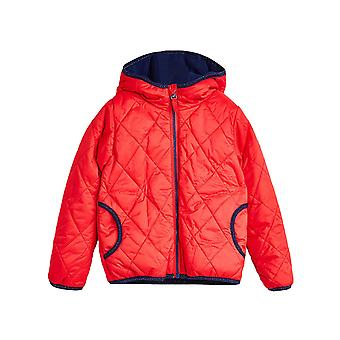 Esprit Girls' Quilted Jacket With Fleece Lining