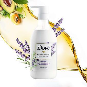 DOVE Botanical Selection Moisture Body Wash Lavender 500g (Japanese Version)