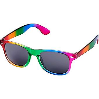 Bullet Womens/Ladies Sun Ray Rainbow Sunglasses