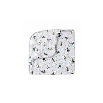 Beatrix Potter Peter Rabbit Baby Blanket