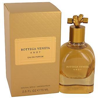 Knot Eau De Parfum Spray By Bottega Veneta 2.5 oz Eau De Parfum Spray