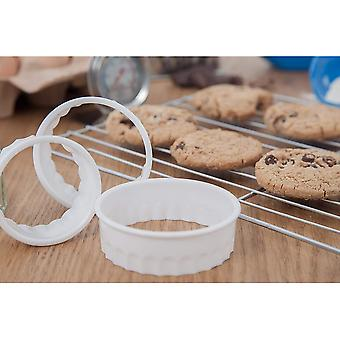 Chef Aid Pastry Cutters (Pack of 6)