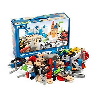 BRIO Builder Construction Set 34587 135 stuk set inclusief Tools