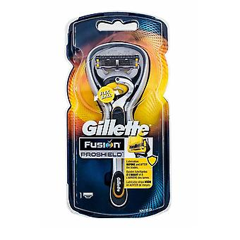 Gillette Fusion 5 Proshield Handle and 1 Blade