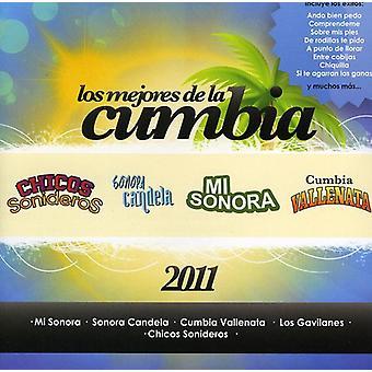 Los Mejores De La Cumbia 2011 - Los Mejores De La Cumbia 2011 [CD] USA import