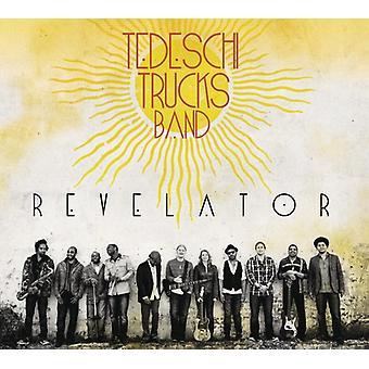 Tedeschi Trucks Band - Revelator [CD] USA import