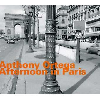 Afternoon In Paris [CD] USA import