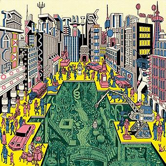 Architecture in Helsinki - Places Like This [CD] USA import