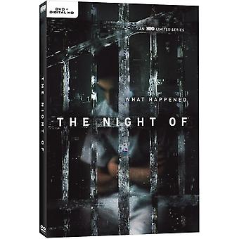 Night of [DVD] USA import