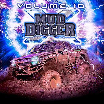 Mud Digger 10 [CD] USA import