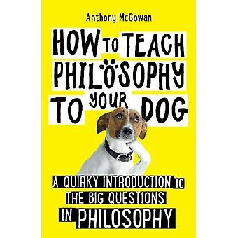 How to Teach Philosophy to Your Dog  A Quirky Introduction to the Big Questions in Philosophy by Anthony McGowan