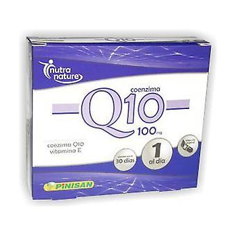 Coenzyme Q10 100Mg 30 capsules