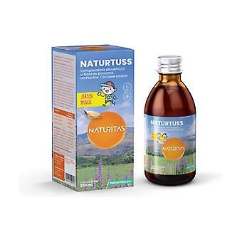 Naturtuss enfants sirop toux 250 ml
