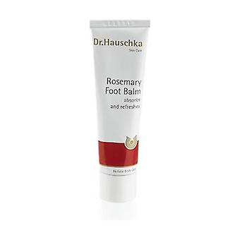Rosemary Foot Balm (Deodorant Cream) 30 ml of cream