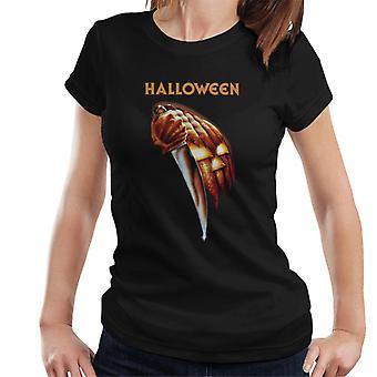 Halloween Classic Movie Poster Women's T-Shirt