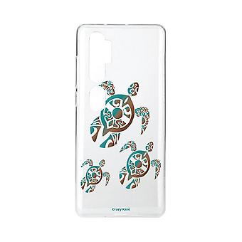 Coque Pour Xiaomi Mi Note 10 Souple Famille Tortue