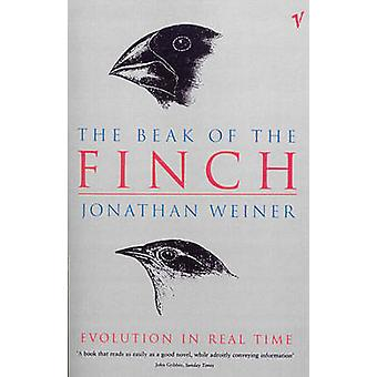 The Beak Of The Finch by Weiner & Jonathan