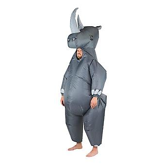 Inflatable Rhino Halloween Costume Trick Or Treat