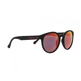 Sonnenbrille Unisex  Lacepanto matt schwarz/rot