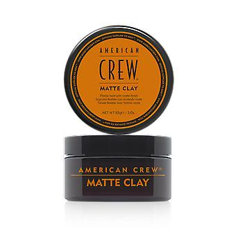 American Crew- Matte Clay - Matte Hairstyling Clay- 85g